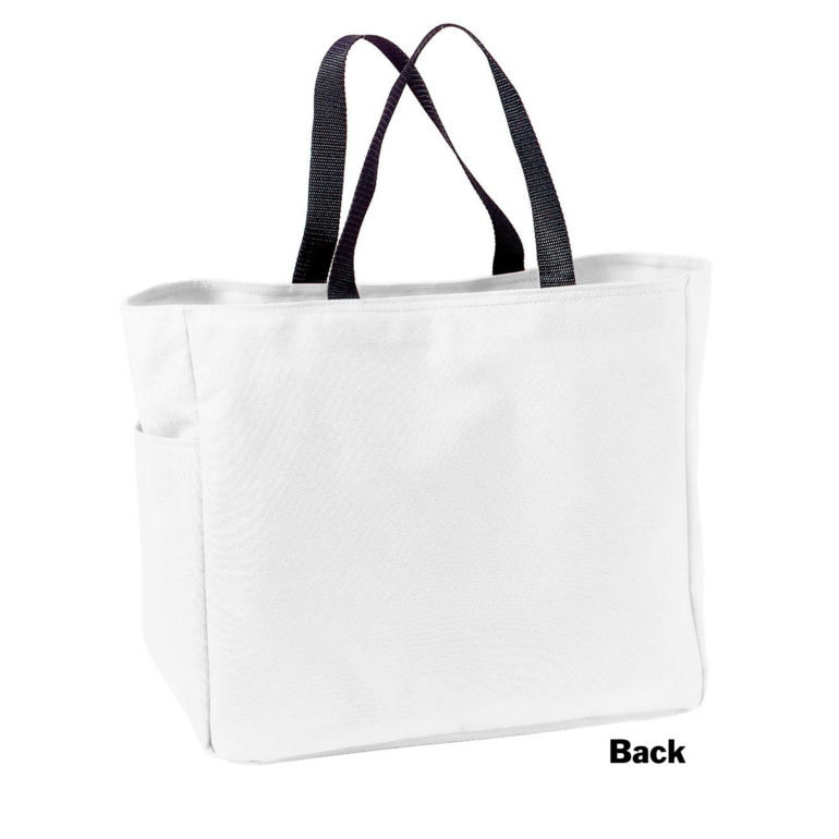 Port Authority Canvas White Bag