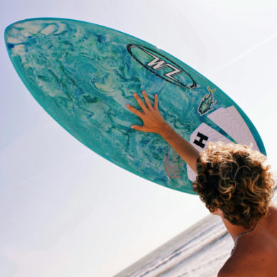 2020 New Release – The Funky Fish Skimboard